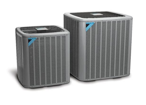 Daikin ducted heat pumps