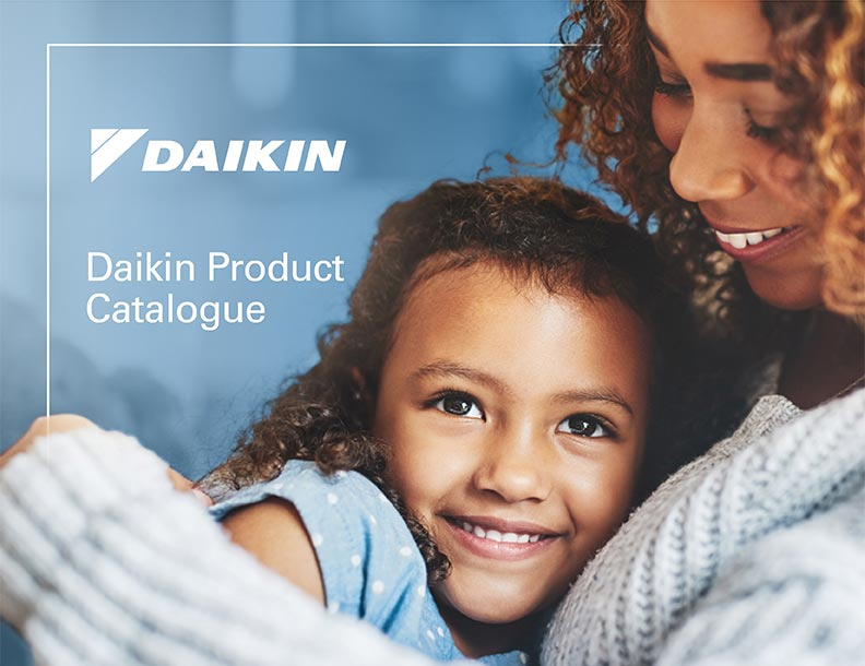 daikin atlantic product catalogue
